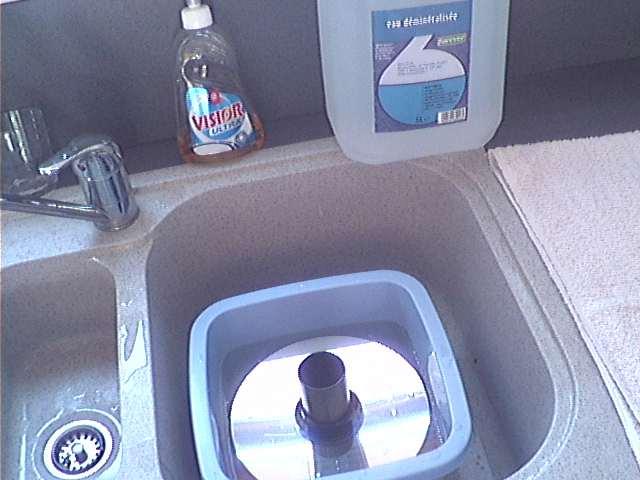 Systeme de focalisation des schmidt cassegrain for Decoller un miroir